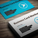 Business Card Mockup With Actions Pack - GraphicRiver Item for Sale