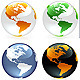 Rotating Glass Globe - VideoHive Item for Sale