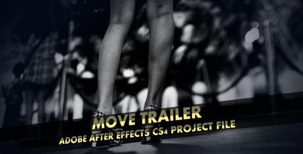 VideoHive Move Trailer 1560356
