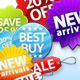 Badges and Sale Tags for Online Shop - GraphicRiver Item for Sale