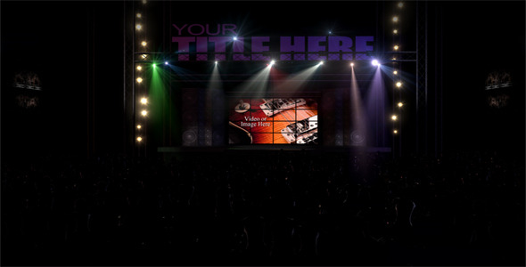 After Effects Project - VideoHive The Big Show 1482303