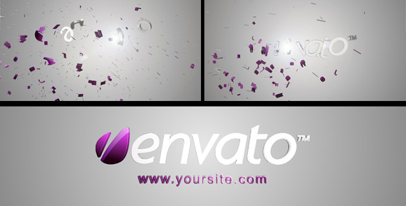 VideoHive Magical Logo Intro 1564103