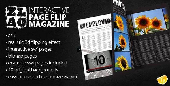 ActiveDen Interactive Page Flip Magazine 601766