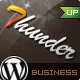 Thunder Corporate &amp;amp; Portfolio WordPress Theme - ThemeForest Item for Sale