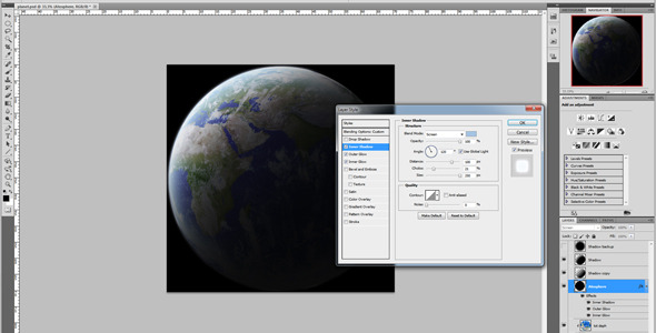 TutsPlus Creating a Realistic Planet in Photoshop 1563848
