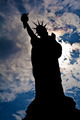 Statue of Liberty Silhouette - PhotoDune Item for Sale