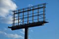 Billboard with Blue Sky - PhotoDune Item for Sale