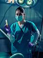 Female dentist surgeon holding syringe - PhotoDune Item for Sale