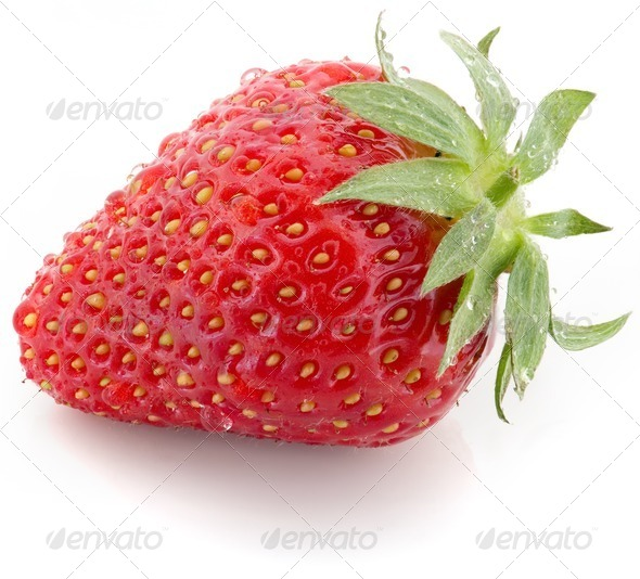 Strawberry - Stock Photo - Images