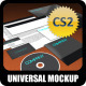 Universal Mock-Up No.1 - GraphicRiver Item for Sale