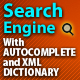 Autocomplete Search Engine (+ XML Dictionary) AS2 - ActiveDen Item for Sale