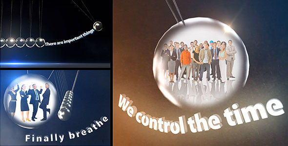 VideoHive We Control The Time 1586151