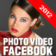 Photo & Video Facebook Page Template - ActiveDen Item for Sale