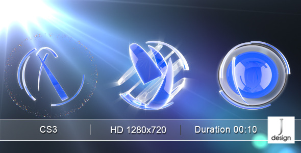 After Effects Project - VideoHive transform circle logo 516641