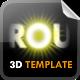 3D Flash Template - Shurouk - ActiveDen Item for Sale