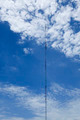 televison mast - cloudy blue sky - PhotoDune Item for Sale
