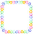 design elements - colorful Easter eggs border - PhotoDune Item for Sale