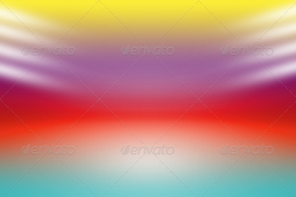 Colorful Interior - Stock Photo - Images