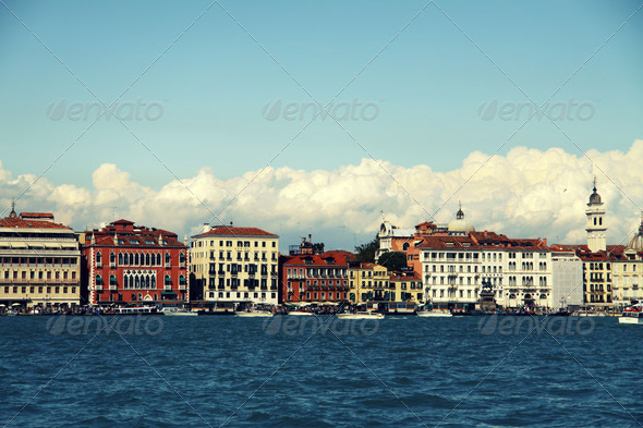 vision of venice - Stock Photo - Images