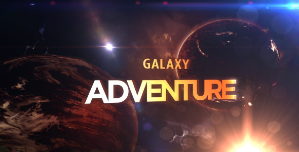 VideoHive Galaxy Adventure 1548941