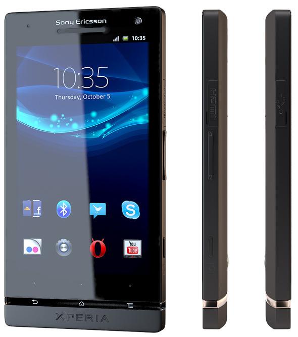 3DOcean Sony Ericsson Xperia S 1603120