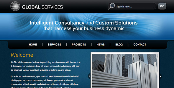 Global Services - Business Corporate