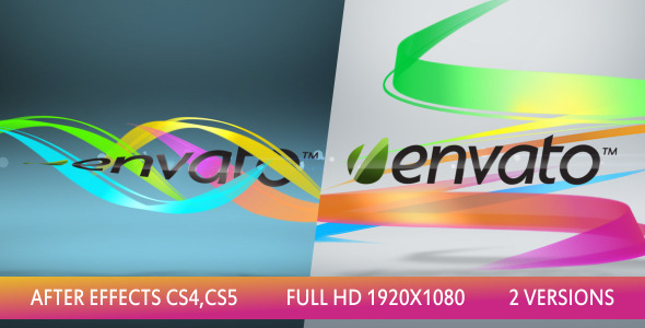 VideoHive Lines Logo Reveal 1567819