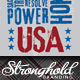 USA Flag T-Shirt - GraphicRiver Item for Sale