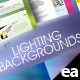 Lighting Backgrounds - GraphicRiver Item for Sale