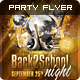 Back2School Night Flyer Template - GraphicRiver Item for Sale