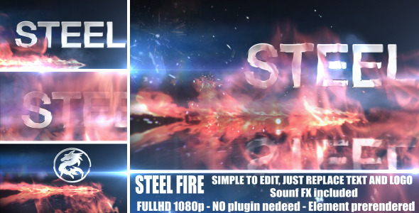 After Effects Project - VideoHive stellfire 1564339