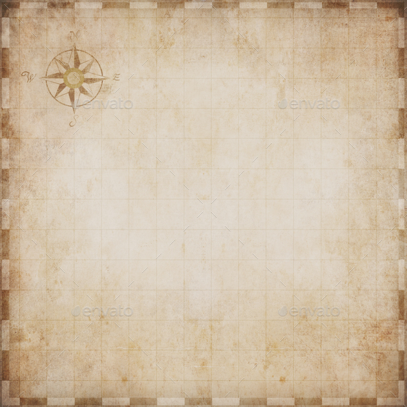 old blank treasure map background Stock Photo by akz | PhotoDune
