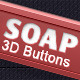 3D Buttons - Soap  - GraphicRiver Item for Sale