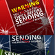 Warning Facebook Timeline Cover - GraphicRiver Item for Sale