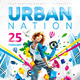 Urban Nation Flyer - GraphicRiver Item for Sale