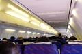 Passengers Sitting Inside Plane Cabin - PhotoDune Item for Sale