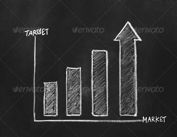 growth up board - Stock Photo - Images