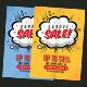 Garage Sale Flyer-Graphicriver中文最全的素材分享平台