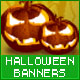 Halloween Banner Set - GraphicRiver Item for Sale