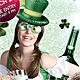 Green Beer Flyer - St. Patricks Day Party - GraphicRiver Item for Sale