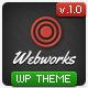Webworks - Ultimate & Unique Wordpress Theme