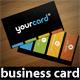 Black Zebra Business Card - GraphicRiver Item for Sale