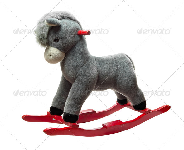 Rocking toy - Stock Photo - Images