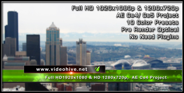 VideoHive Business Lower Third 1644772