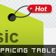 Latest Web2.0 Pricing Tables - GraphicRiver Item for Sale