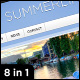 Summerlin - 8 in 1 - Premium PSD Template - ThemeForest Item for Sale
