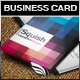 Mosaic Business Card - GraphicRiver Item for Sale