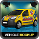Vehicle Decoration Mock-Up Van - GraphicRiver Item for Sale
