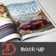 Magazine Advert Mockups 杂-Graphicriver中文最全的素材分享平台