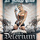 "Poster  ""Delerium"" in 8.5""x11"" - GraphicRiver Item for Sale"